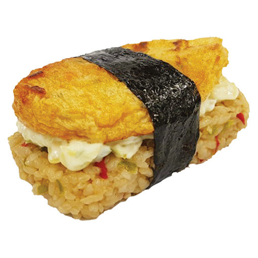 세븐일레븐, 삼진어묵 통째로 올려놓은 '삼진어묵주먹밥' 출시