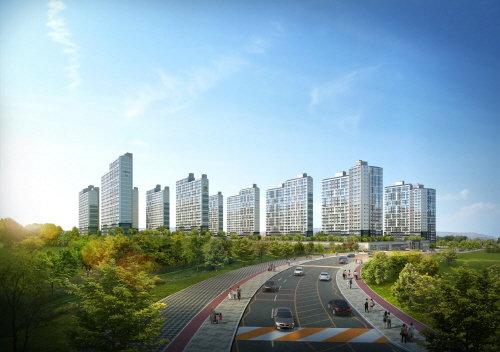 모아종합건설, 분양전환 임대아파트 '향남2지구 모아미래도 에듀파크' 10월 공급