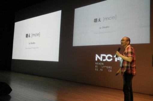 스마일게이트 김용하PD의 모에론, 'VR을 만나 날개를 달다'