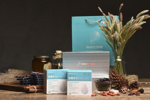 파이코일바이오텍코리아, '식물성 알게 오메가3 DHA' 출시