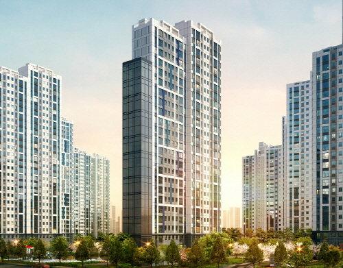 포스코건설, '서동탄역 더샵 파크시티' 건강 특화 아파트 콘셉트