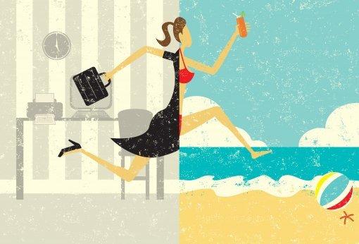 [Magazine D]입사 1년 차 직장인은 쓸 수 있는 휴가가 없나요? : 뉴스 : 동아닷컴