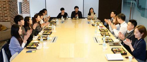 """[청년드림/도시락토크 2.0]""""부족한 점 고쳐 재지원하면 합격률 높아"""" : 뉴스 : 동아닷컴"""