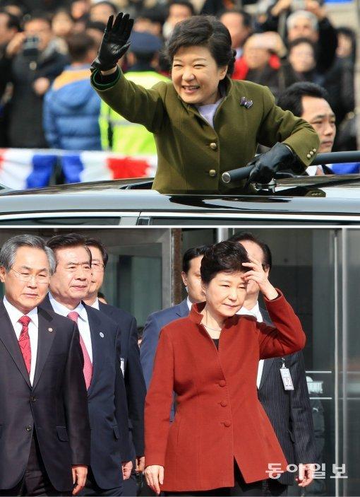 [장승윤의 사진 사람 사랑]박근혜 前 대통령 사진 중 기억에 남는 한 장은?
