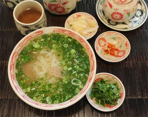 [정신우 셰프의 오늘 뭐 먹지?]해장 끝판왕, 생선 쌀국수 '분까'