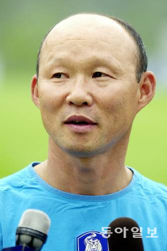 """박항서 """"베트남 축구 성장비결? 체력적 문.."""