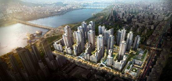 삼성물산, 신반포3차·경남 재건축 공사계약