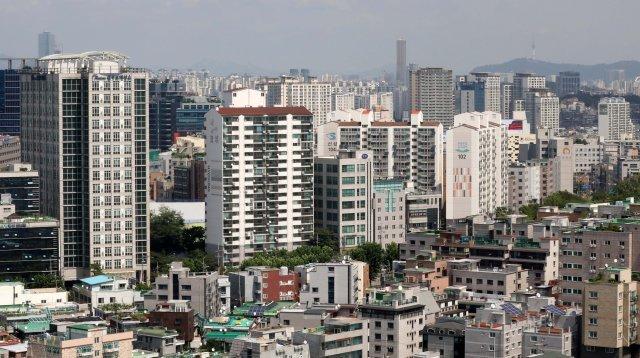 강남구 전세가율 40%대 첫 하락…갭투자 제동