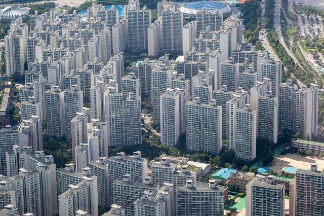 서울 아파트값 하락 확산…다음 지역은 어디?
