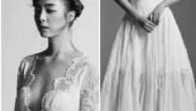 엄현경, 동공 지진 일으키는 웨딩 드레스 자태