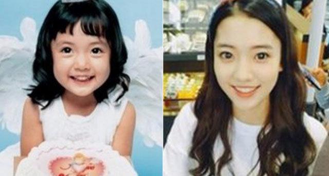 '아이스크림 소녀' 정다빈, 폭풍 성장의 정말 좋은 예