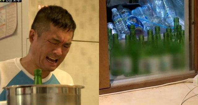 김건모, 빈병 널린 집에 눈 뜨자마자 깡소주…충격 근황