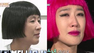 홍진경, 생방송 30분 전 초유의 사태에 '폭풍 눈물'