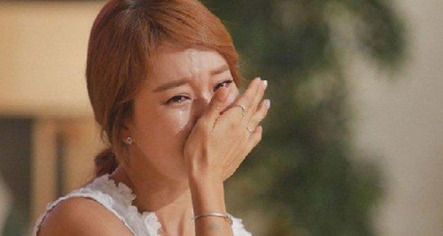 백지영, 방송 중 폭풍 눈물 펑펑…도대체 무슨 일?