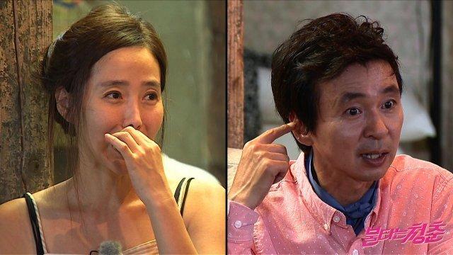 """강수지, 딸에게 """"김국진과 결혼-한 집 살수도"""" 깜짝 발언"""