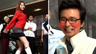 김국진, 스텔라 골반 돌리기에 초토화…이런 모습 처음