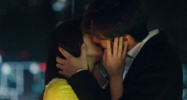 전지현♥이민호 이별키스, 해피엔딩vs새드엔딩?