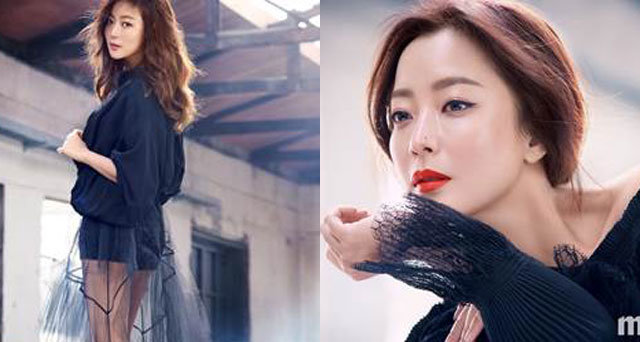 김희선, 여자 도깨비?…변치 않는 美친 아우라