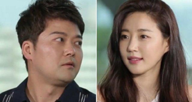 """전현무♥김사랑, 핑크빛 무드 """"이번 주말에 따로…"""""""