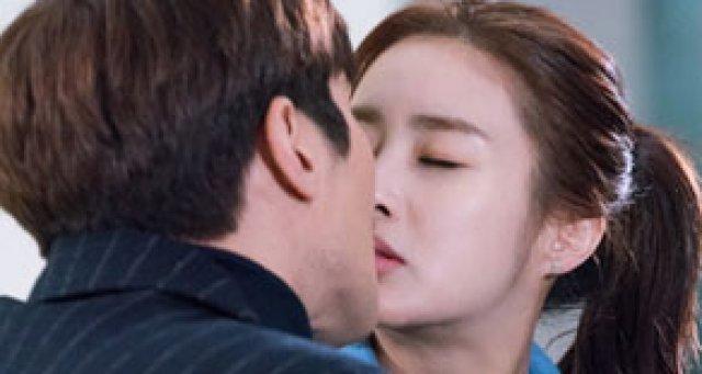 최시원♥강소라, 이끌림 키스 포착 '로맨틱 절정'
