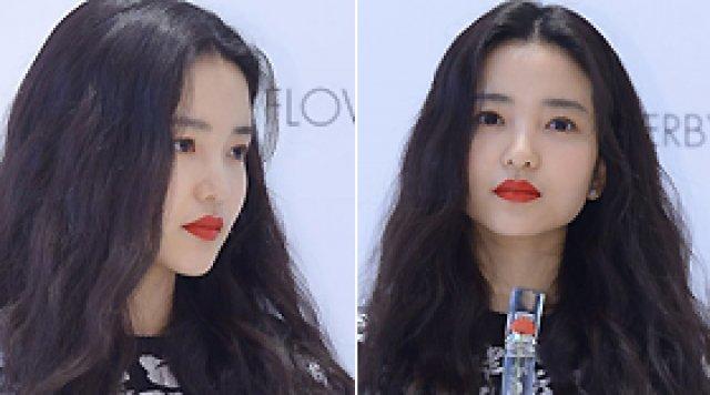 김태리, 男心 흔드는'장미빛 미소'