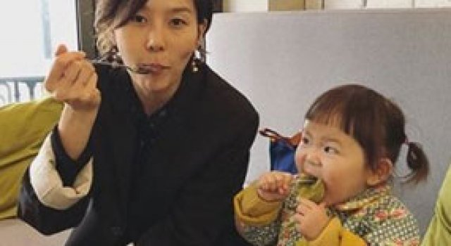 김나영 아들, 떠오르는 '먹방 베이비' 탄생