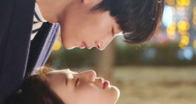 우도환♥조이, 거꾸로 키스 1초 전 '아슬아슬'