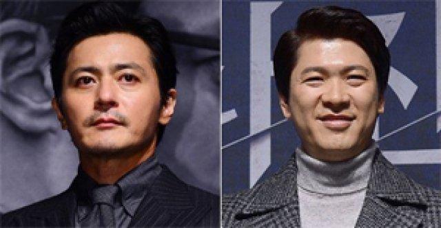 장동건-김상경, 스릴러물 '밤'의 대결