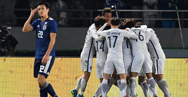 신태용호, 한일전서 4-1 완승… 동아시안컵 우승