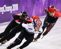 곽윤기의 시선은 이미 2022베이징동계올림픽을 향하고 있다