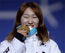 '4관왕' 최민정, 세계선수권 종합우승으로 최강자 입증