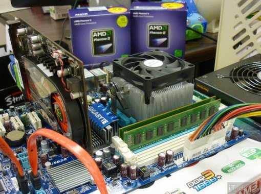 소음은 줄이고 성능은 그대로, AMD 페넘II X6 1055T 95W : 스포츠동아