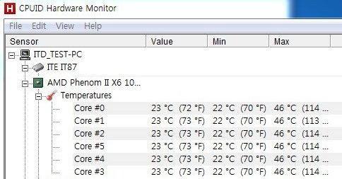 소음은 줄이고 성능은 그대로, AMD 페넘II X6 1055T 95W | IT동아