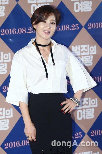 박지영, 평일밤 드라마로 다시 전성기