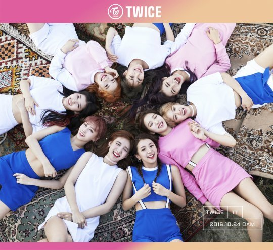 트와이스, 신곡 '티티' 단체 티저 공개…9인 9색 상큼 매력