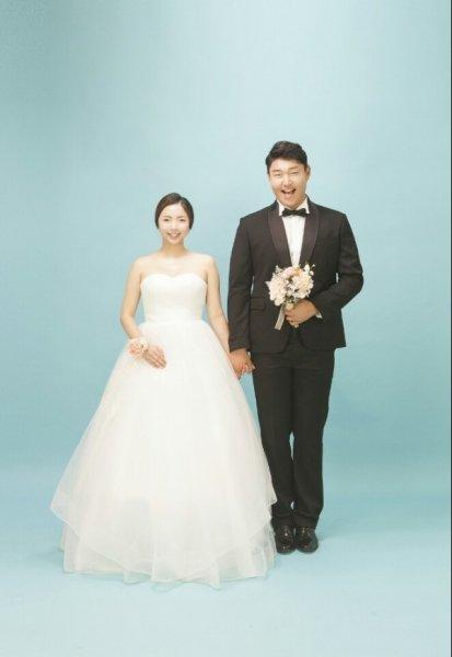 삼성 라이온즈 투수 김동호, 1세 연하 신부와 15일 결혼