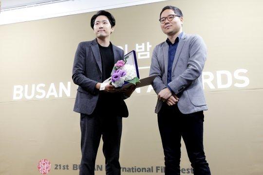 조현훈 감독 '꿈의 제인', 2016 부산국제영화제 CGV아트하우스상