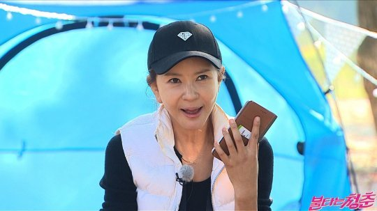 "[TV체크] '불타는 청춘' 강문영, 블락비 지코와 인연 ""내가 기저귀도 갈아줬다"""
