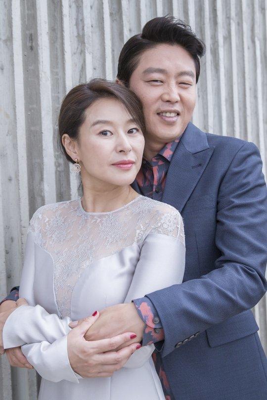 """김희원♥예지원 """"보기만 해도 웃겨…'이.아.바'의 활력소"""""""