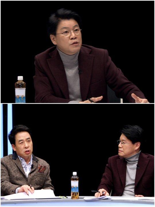 '강적들' 장제원 의원, 박근혜 대통령×친박 폭로 예고