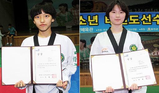 [스포츠동아·KISS 공동기획] 명문 대전체고 태권도팀에 '날개'