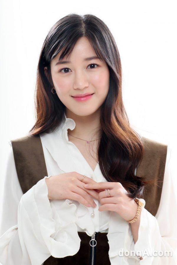 인터뷰 '화랑' 이다인, 견미리 딸·이유비 동생으로 산다는 ...
