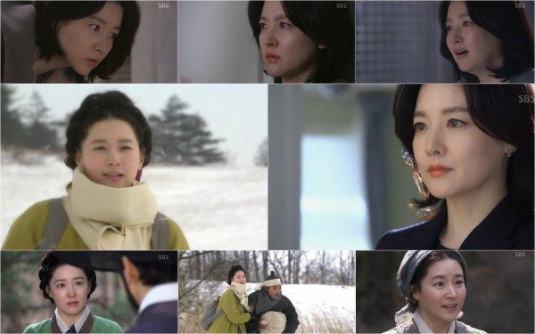 [TV북마크] '사임당, 빛의 일기' 이영애, 금강산도 진품 찾아냈다