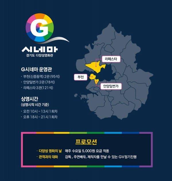롯데시네마, 경기도 다양성영화산업육성 'G시네마' 운영