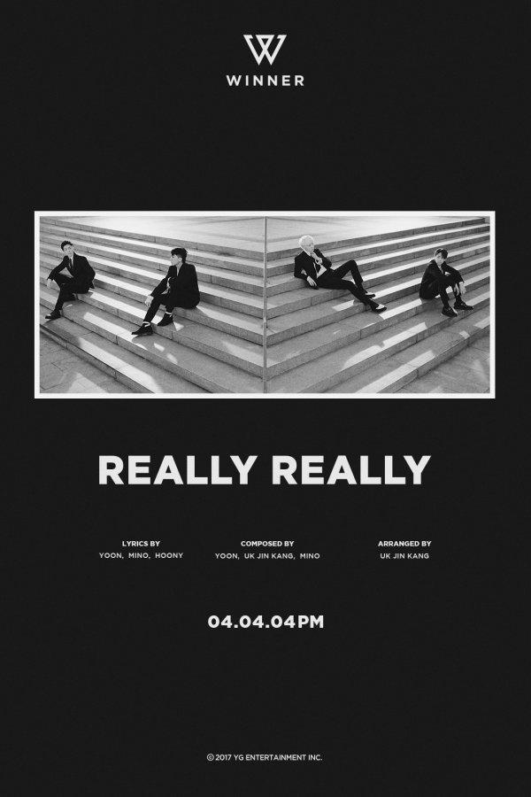 '4월컴백' 위너, 타이틀곡 '릴리릴리' 확정…이번에도 자작곡 [공식]