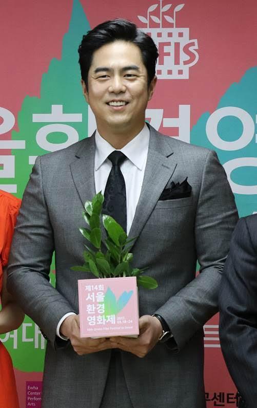 '에코프렌즈' 전석호, 제14회 서울환경영화제 개막식 참석