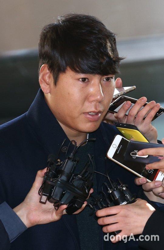 강정호, 항소심서도 1심과 동일 양형 유지 'ML 복귀 불투명'