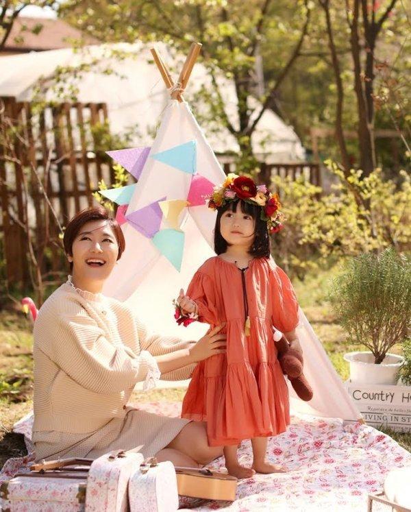 김미려, 딸 정모아 양과 행복한 일상 근황 공개 [화보]