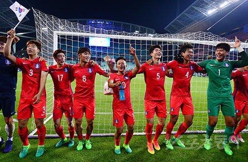 [U 20 월드컵] 한국, 23일 8시 아르헨티나전… 16강 확정 지을까