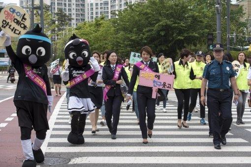 성남FC, 분당경찰서와 함께 아동범죄예방 앞장